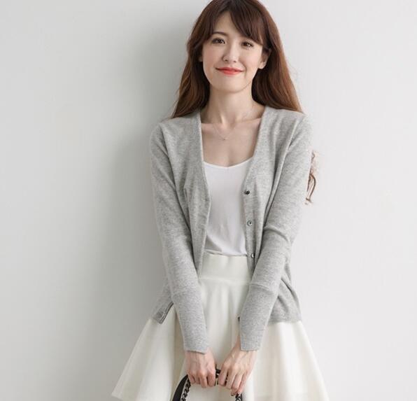 【有料】女子针织衫怎么搭配 一起来学学吧
