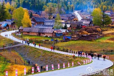 【旅游】中国秋天最美的小镇有哪些?这些网红打卡地一定要去