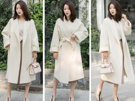 属于大衣的秋冬时尚感 秋冬大衣如何搭配