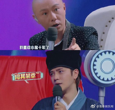 张卫健喜欢罗志祥十年了 张卫健当年得罪了谁为什么突然不红了?