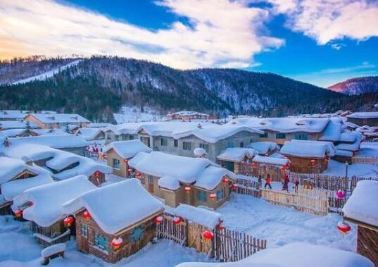 【畅玩】中国雪乡在哪个城市几月份去最好 去中国雪乡邂逅一场冰雪奇缘