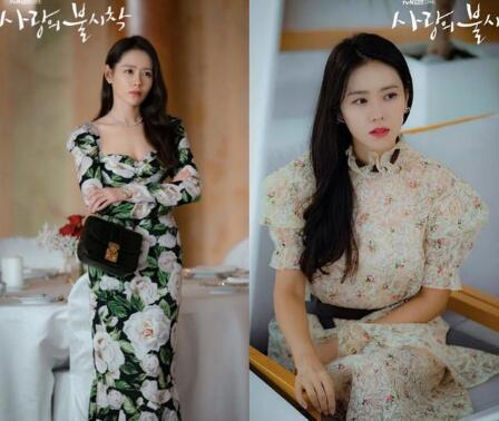 【关注】爱的迫降尹世莉穿搭盘点 孙艺珍穿衣风格详解
